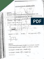 Apuntes de Cálculo