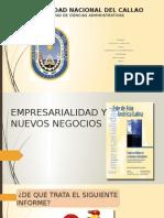 Empresarialidad y Nuevos Negocios