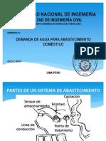CALCULO DEMANDA POBLACIONAL