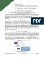Supervised WSD Using Master- Slave Voting Technique