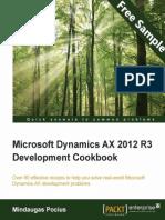 Microsoft Dynamics AX 2012 R3 Development Cookbook - Sample Chapter
