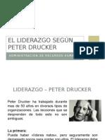 El Liderazgo Según Peter Drucker
