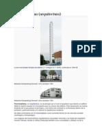 Funcionalismo de La Arquitectura