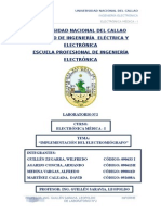 MEDICA I - LABO N°2