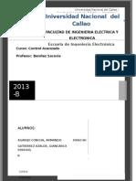 Adquisicion de Datos de Motor