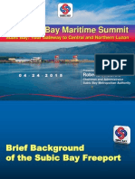 SBMA_Chairman_Roberto_Garcia_2nd Subic Bay Maritime Summit Final