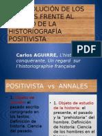 Los Annales Frente Al Positivismo