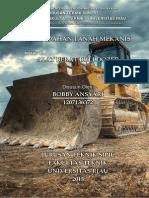 Bulldozer - Alat Berat Pemindahan Tanah Mekanis