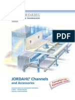 JORDAHL Catalogue Channels