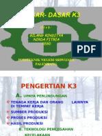 Persentasi Dasar K3
