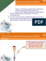 Dot Net Framework Session 01