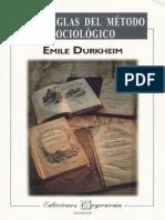 Las reglas del método sociológico.pdf