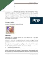 BA101 ENGINEERING MATHEMATIC Chapter 1 Basic Algebra
