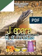 Profil Investasi Jepara 2012