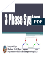 JJ102 Electrical Technology CHAPTER 3 Three Phase Systems [Compatibility Mode]