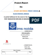 print vs electronic
