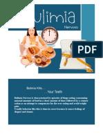 Bulimia Nervosa Brochure