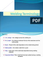 JJ104 Workshop Technology CHAPTER9 Welding Symbol