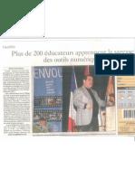 Clair 2010 - Le Madawaska, 3 février 2010 p.1