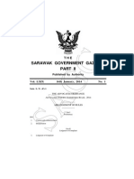 02. Sarawak - Adovates Ordinance