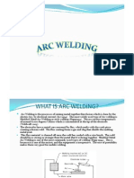 JJ104 Workshop Technology CHAPTER9 Arc Welding