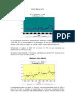 Pichilingue Temperatura y Precipitacion