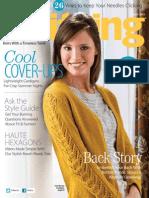 Creative Knitting Magazine - July 2012