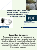 Rain Data Centralization