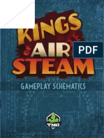 Kings Of Air And Steam Rules