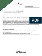 Brocas_Individualisation Des Droits Sociaux