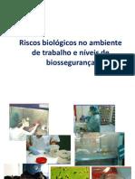 Aula 4_Riscos Biologicos e Niveis de Biosseguranca