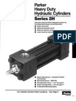 Parker HD Cylinders