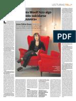 Entrevista Irene Chikiar
