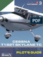 Cessna T182T Skylane TC Pilot's Guide