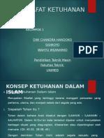 Konsep Ketuhanan Dalam Islam12444