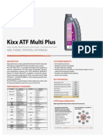 Kixx ATF Multi Plus_Catalog