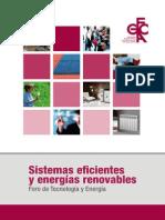 Sistemas Eficientes y Energias Renovables