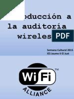 Introducción a La Auditoría Wireless