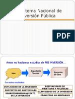 Normatividad Del SNIP Titulacion