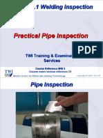 CSWIP 3.1 Practical Pipe Examples EBOOK
