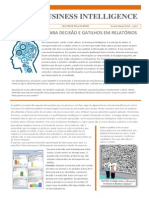 Business Intelligence e a Decisão e Os Gatilhos Mentais Em Relatórios