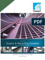 Quarry Catalogue