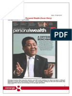 Personal Wealth Cover Story