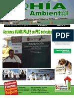 Edicion 21 Acciones Municipales en Pro Del Ambiente