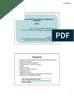 Tecnicas de representação em engenharia ambiental