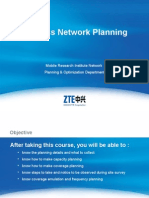 Radio Network Planning(Revised)