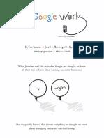 How Google Works Summary