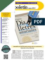 Boletín 174 - Mayu 2015