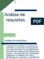 USTM Análise de Requitos 2015