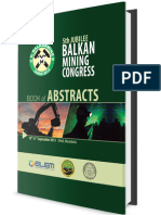 BALKANMINE 2013 - Book of Abstracts